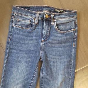 Blank NYC skinny jeans sz 25